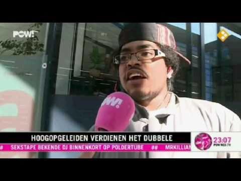 PowNews - 23 maart 2011 - Hoger -lageropgeleiden