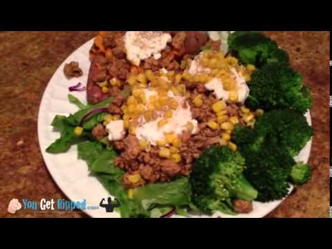 Atkins Diet Phase 1: Large Meal For Building Muscle And Staying Lean