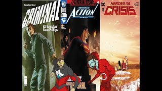 Detective Comics 1002, Criminal 4, Heroes in Crisis 8 & More!