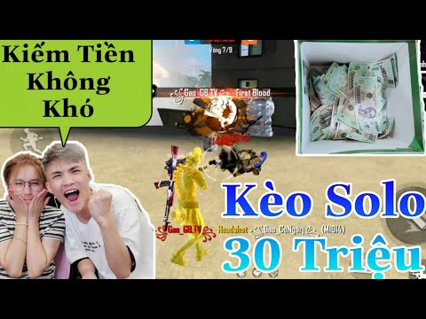 [Free Fire] Gao Bạc Lừa Tình Rủ Cô Ngân Solo Kèo 30 Triệu Tiền Lương Và Cái Kết