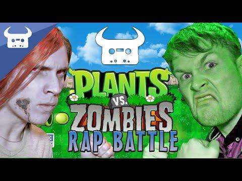 PLANTS vs. ZOMBIES RAP BATTLE | Dan Bull & Boyinaband