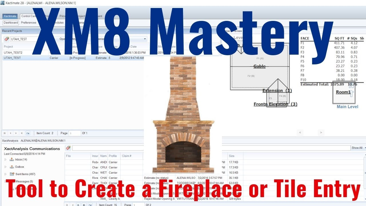 How to Create a Fireplace in Sketch   XM8