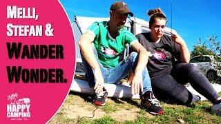 Melli & Stefan & Wander Wonder | HAPPY CAMPING