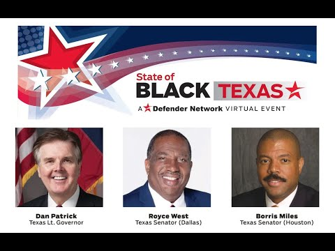 State of BLACK TEXAS - Jan. 28th, 2021
