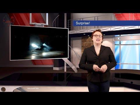 Tesla Semi, Tesla Roadster 2, Faraday Future's Future,  TEN Future Transportation News