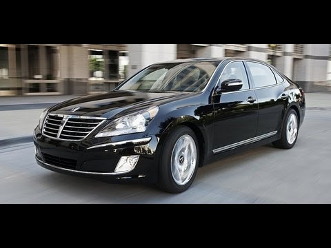 Наши Тесты Hyundai Equus VS380