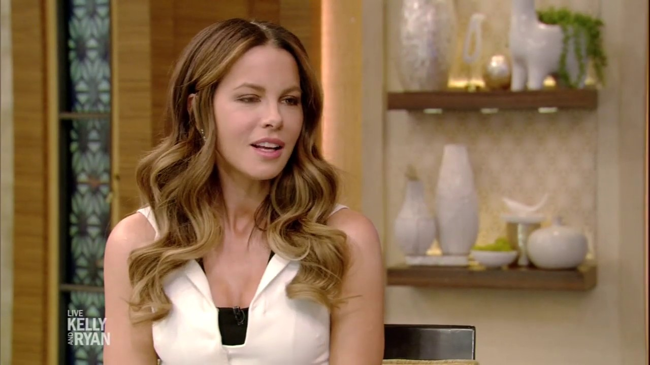 Kate Beckinsale Talks About Her Hospital Stay