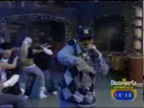 Daddy Yankee  Machucando en Vivo