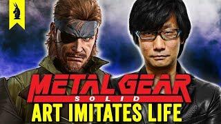 Metal Gear: How Kojima vs. Konami Shaped the Games – Wisecrack Edition