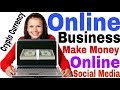 Online Business, Make Money Online, Social Media, Online Advertising, Online Games, Crypto Currency
