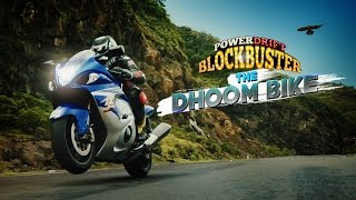 PowerDrift Blockbuster 2 : The Dhoom bike (Suzuki Hayabusa)