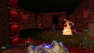 Doom PSX TC Map24 Hell Beneath Aeons of Death