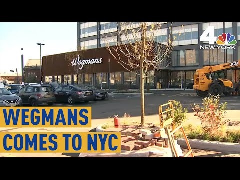 The Mayor Pete Kennedy - A grinch from the NY Post tries to ruin our fun at Wegmans