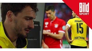 Hummels über Abschied, Ribery und das Elfmeterschießen