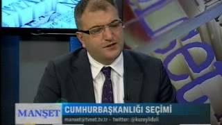 Tvnet-Manset-Cem Kucuk-Ali Değermenci-Konuk: Mahmut Övür-09.05.2014