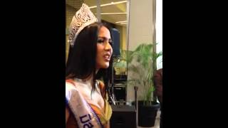 Miss Universe Thailand 2013 Chalita