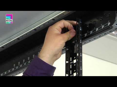 Rittal TS IT: 19-inch Rail System