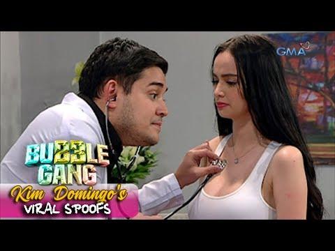 Bubble Gang: Ang Mga Pasabog Na DIBDIBANG Eksena Ni Kim Domingo | Best Scenes