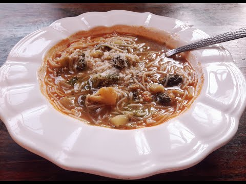 délicieuse-soupe-au-pesto,-recette-facile-et-rapide.