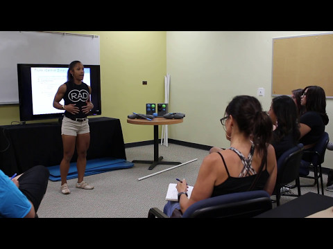 Fitness & Nutrition SUMMIT EXPO Presentation (Part 1 Central Zone Trunk)