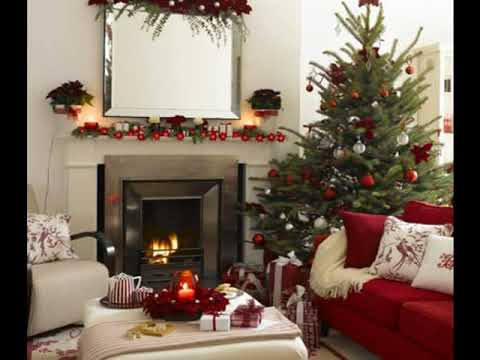 indoor christmas decorations for windows