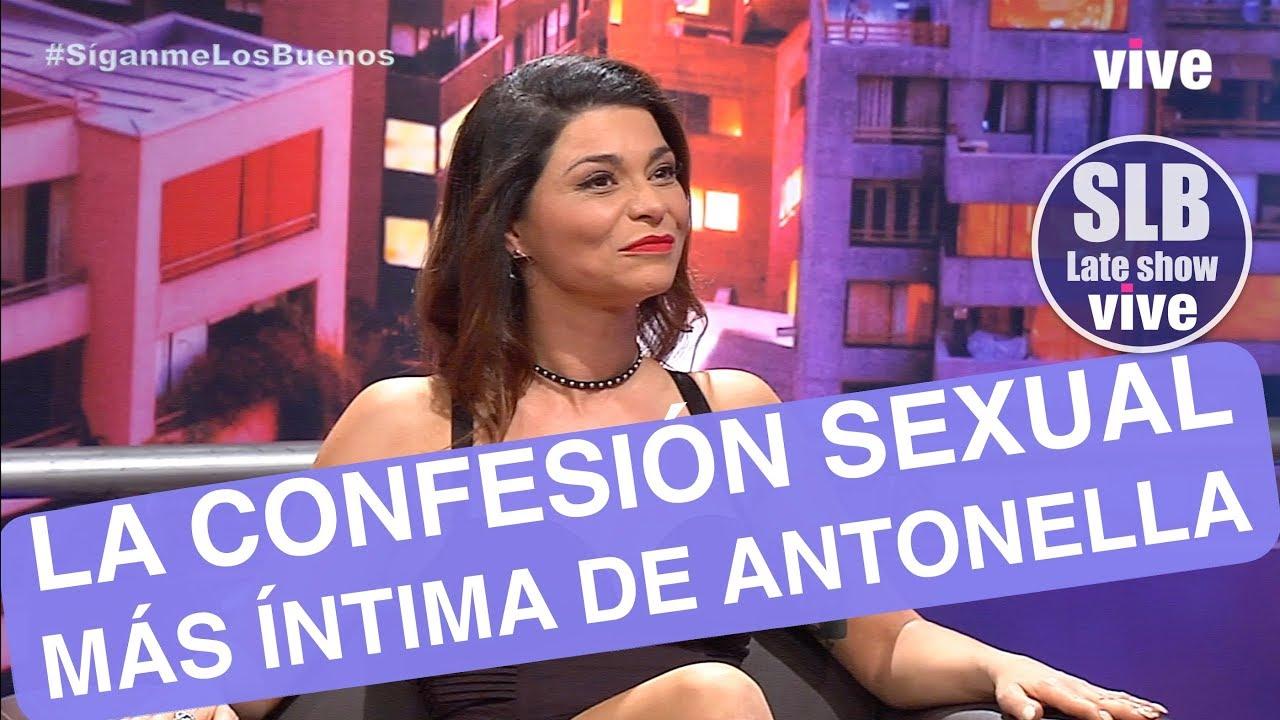 Antonella Sexo slb - antonella r�os habla de su vida sexual