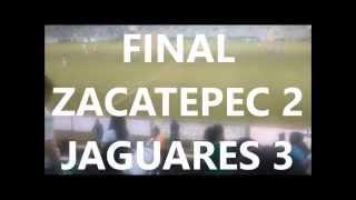 Zacatepec VS Jaguares 18-02-14 COPA MX Resumen Agustin Coruco Diaz