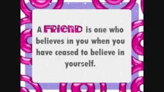 Best Friend Quotes.