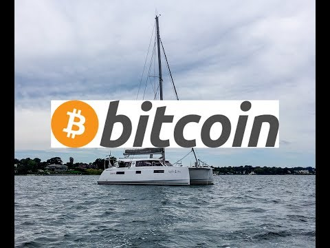 Buying a Catamaran with BitCoin/Cryptocurrency