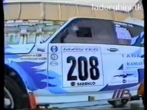 LADA Sport / Master Rallye 1995