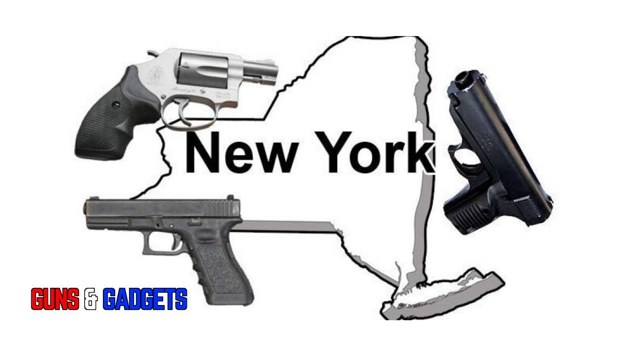 2 Very Concerning 2A Issues In New York (Gun Owners Info Obtained/Ghost Gun Bill)