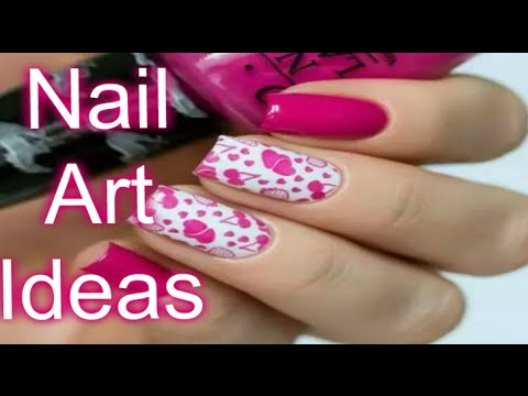 best nail polish designs ideas for short nails easy at home 2017 polish nail magician collection youtube - Nail Polish Design Ideas