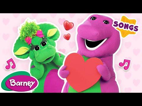 Barney - I Love You (SONG With LYRICS)