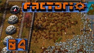 FACTORIO 🚂 Wissenschaft die Wissen schafft ► #4 S04 Fabrik Aufbau Simulation deutsch german