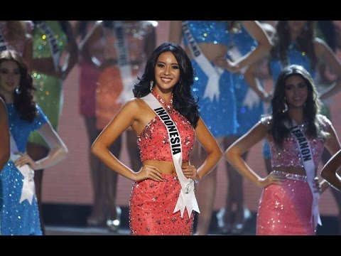 Top 15 Announcement Miss Universe 2014