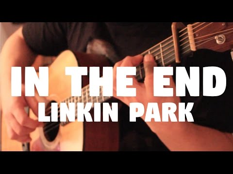 "Linkin Park ""In The End"" on Fingerstyle by Fabio Lima"
