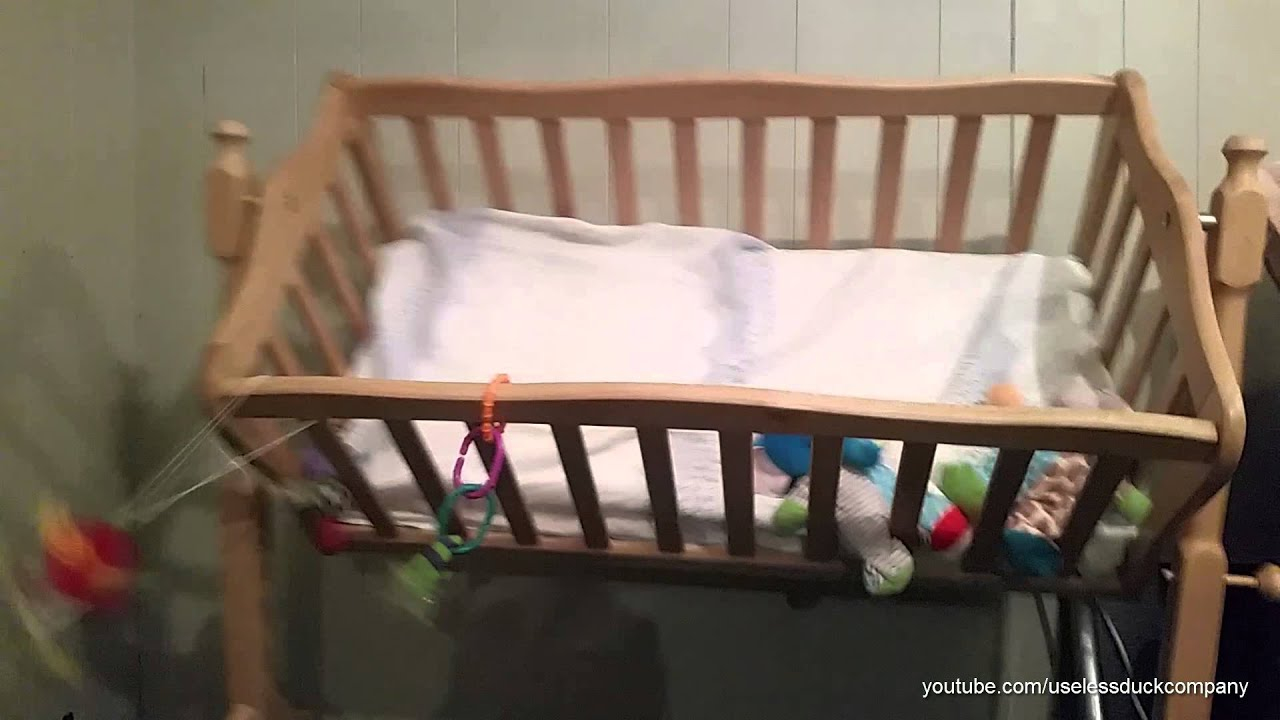 Baby bed youtube - Baby Crib Test 3