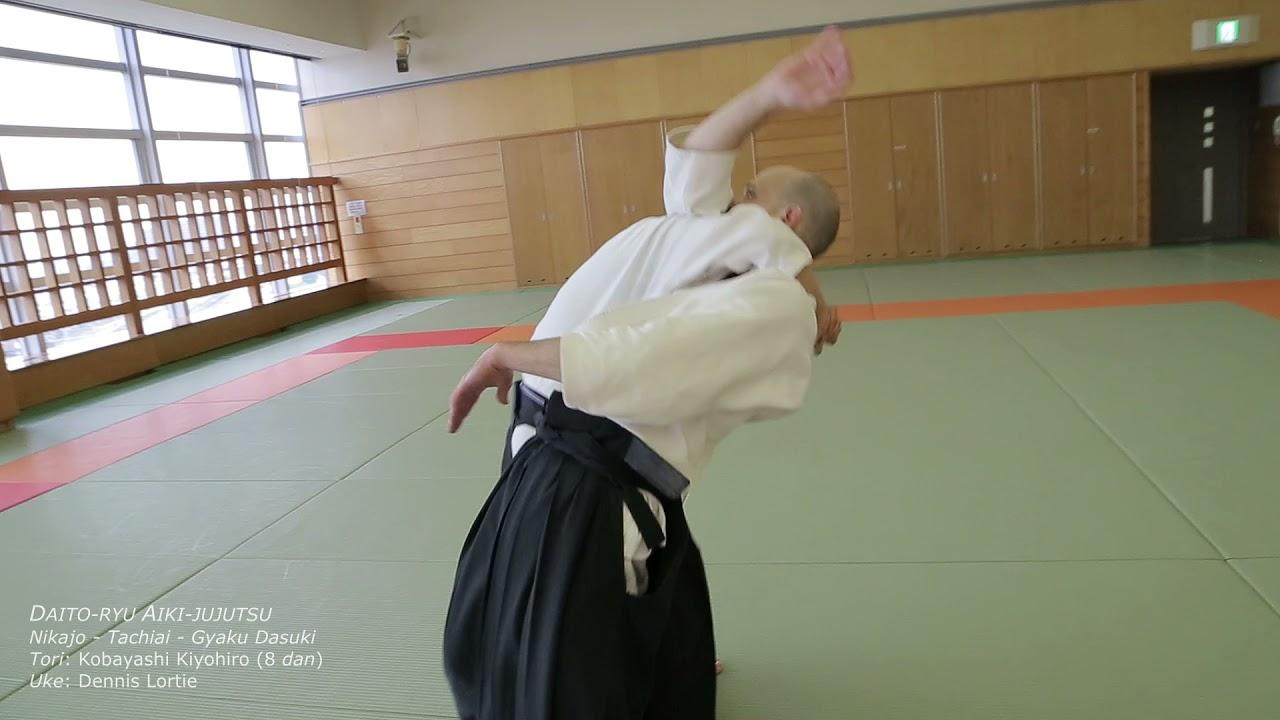 [DAITO-RYU] Nikajo - Tachiai - Gyaku Dasuki