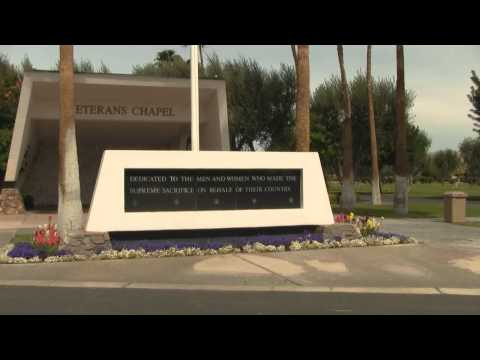 The Famous Celebrity Graves of Palm Springs, California (HD)