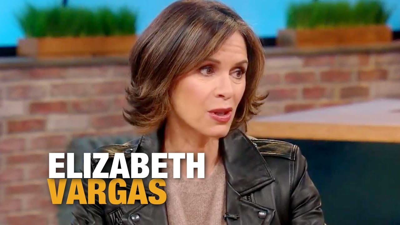 """20/20"" co-host elizabeth vargas credits this icon for blazing the trails for every woman in tv news"