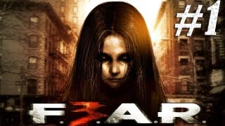 F.E.A.R 3 | Part 1 (Co-op With Hiuf Beos)