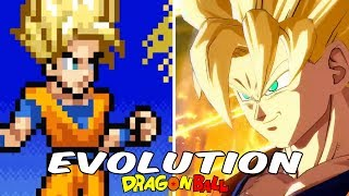 DRAGON BALL GAMES - EVOLUTION (1986 - 2018) DEFINITIVE EDITION - EVOLUCIÓN HD 1080p
