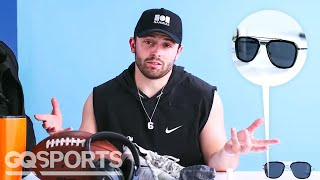 10 Things Baker Mayfield Can't Live Without | GQ Sports