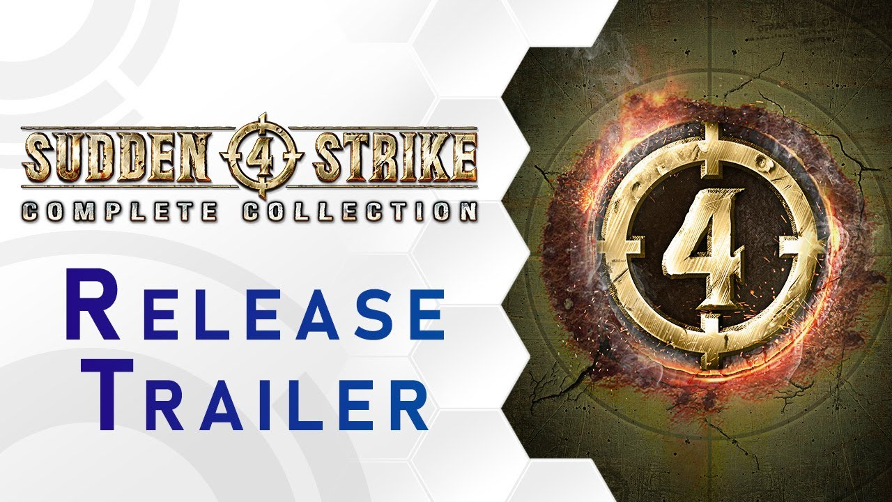 Sudden Strike 4 - Complete Collection Trailer