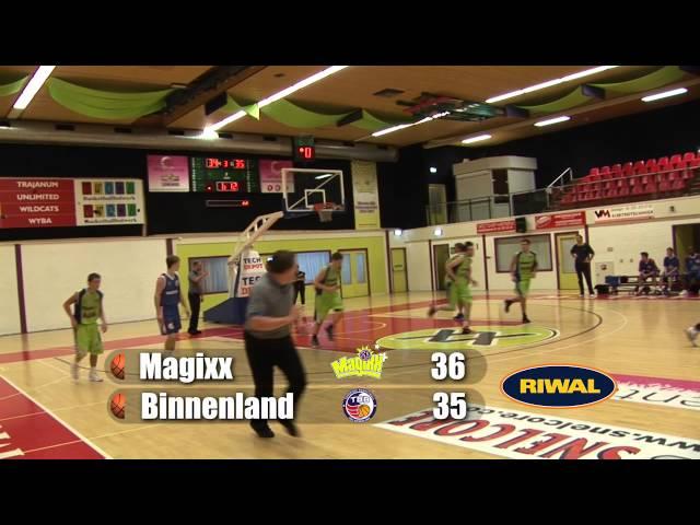Magixx U20 vs Binnenland U20
