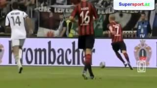 Qarabag FK 1 - 2 Eintracht Frankfurt.29.08.2013 HD UEFA Europa League (PLAY OFF)