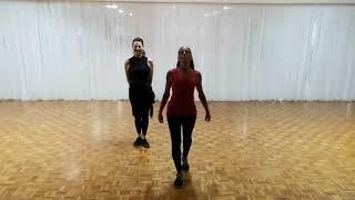 Latin Cardio Dance Class Part Two