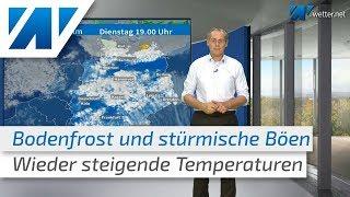 Sommerwetter kommt zurück (Mod.: Frank Böttcher)