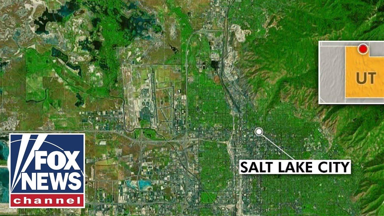 Utah earthquake causes power outages, coronavirus hotline down