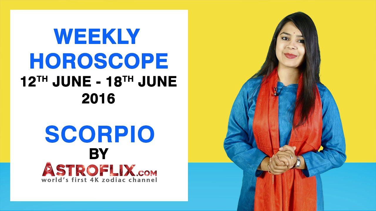 Scorpio Weekly Horoscope Ganeshaspeaks